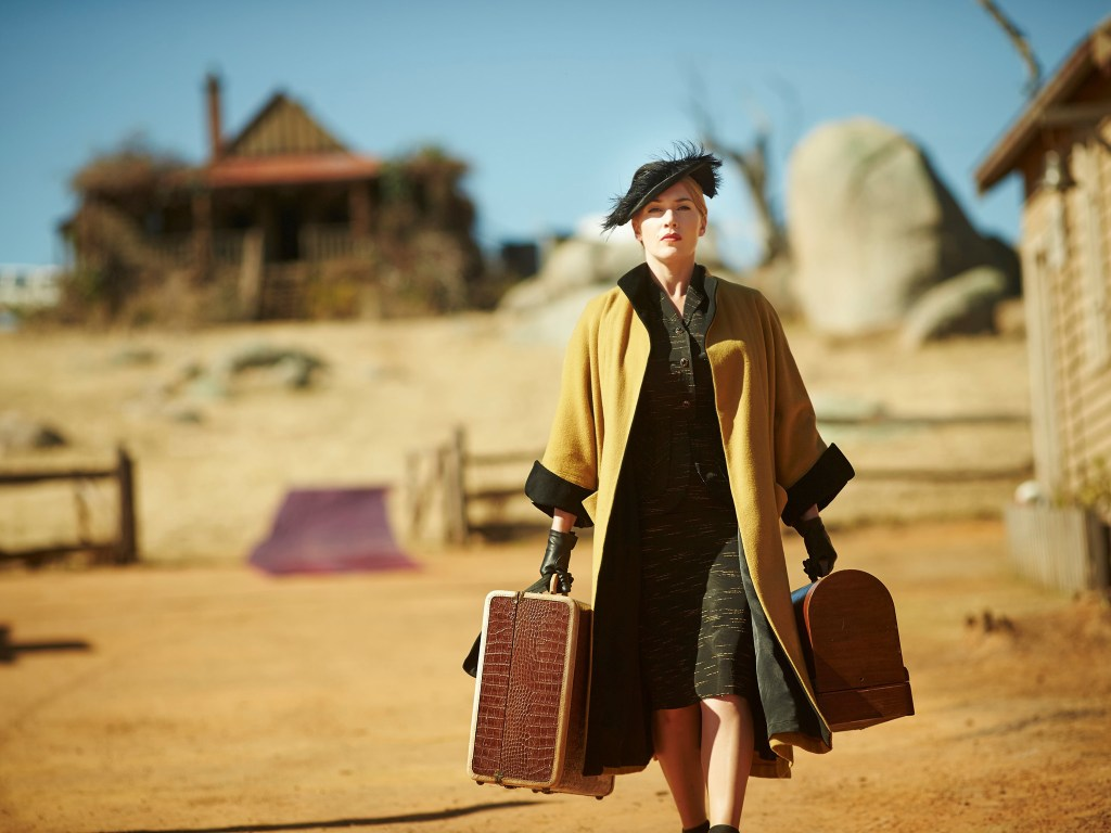 <strong>The Dressmaker</strong>